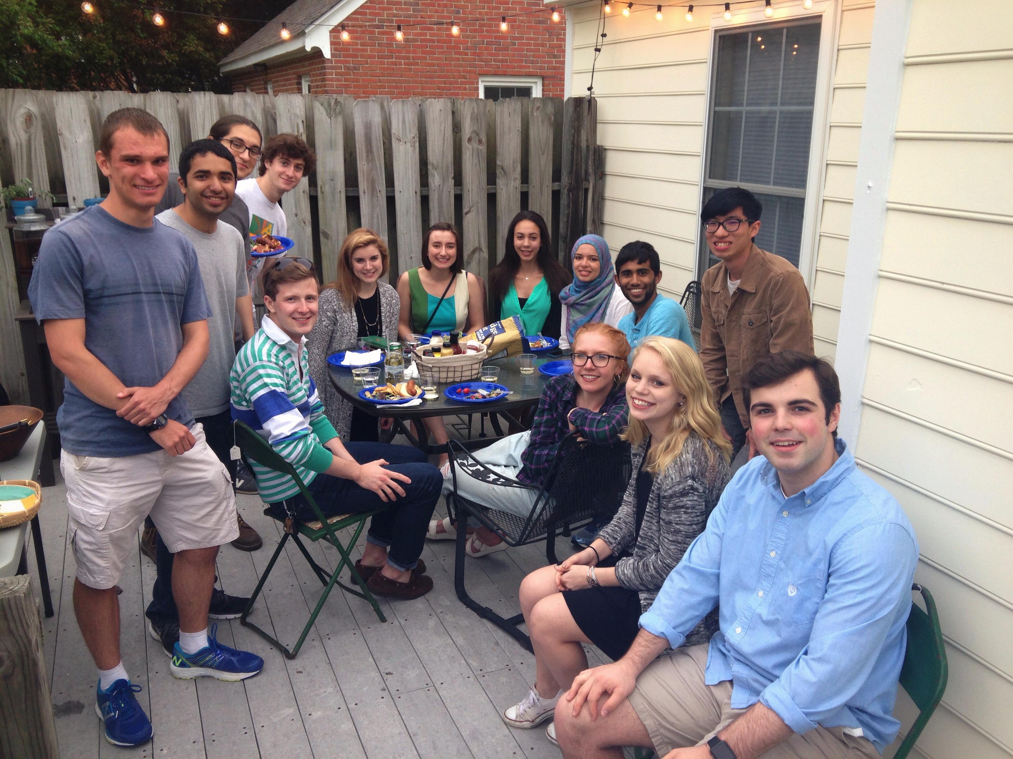 S16 Gathering
